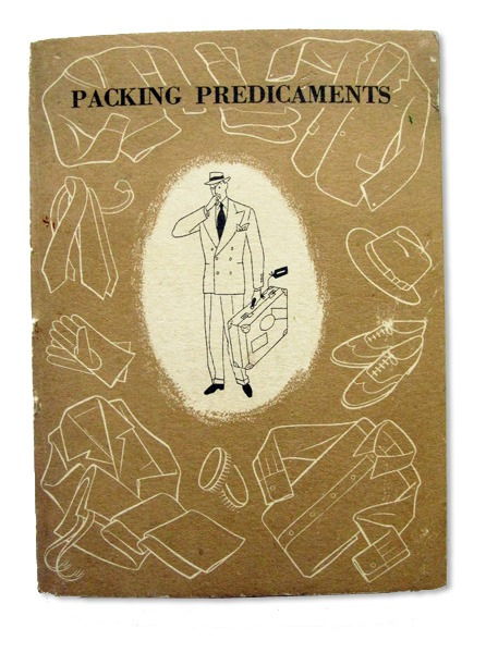 Austin Reed Packing Predicaments booklet