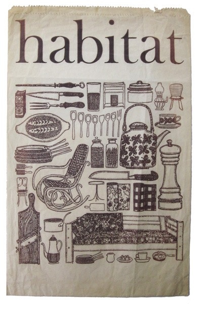 Habitat paper bag
