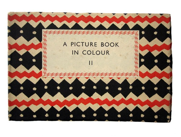 V&A Picture Book In Colour 1931