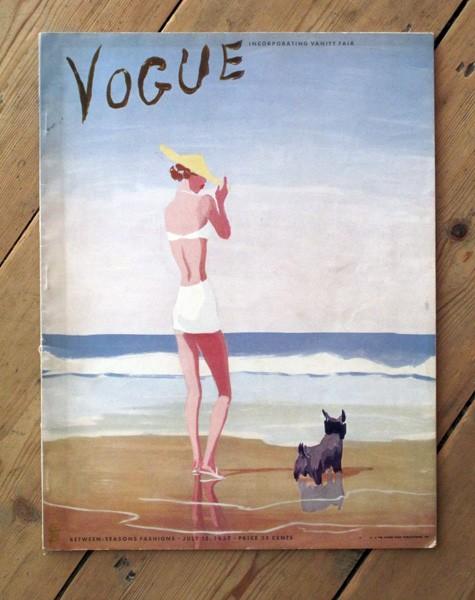 Vogue US July 1937