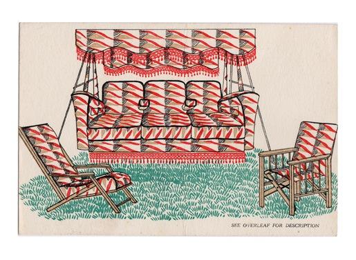 tnum & Mason hammock 1936