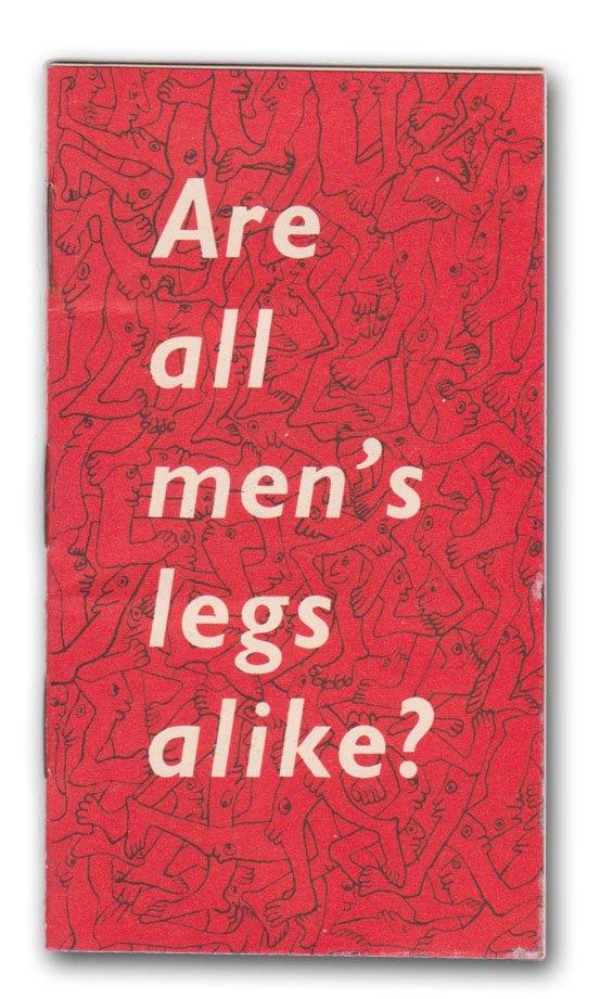 1 Jaeger socks vintage booklet cover