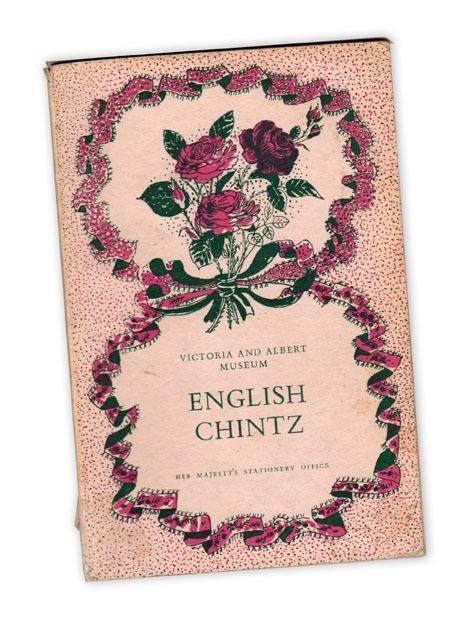 English Chintz V&A book