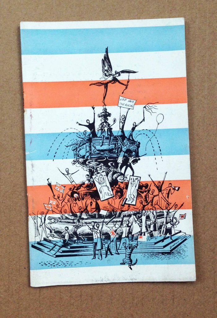 Simpson Piccadilly booklet by Barbara Jones 1953