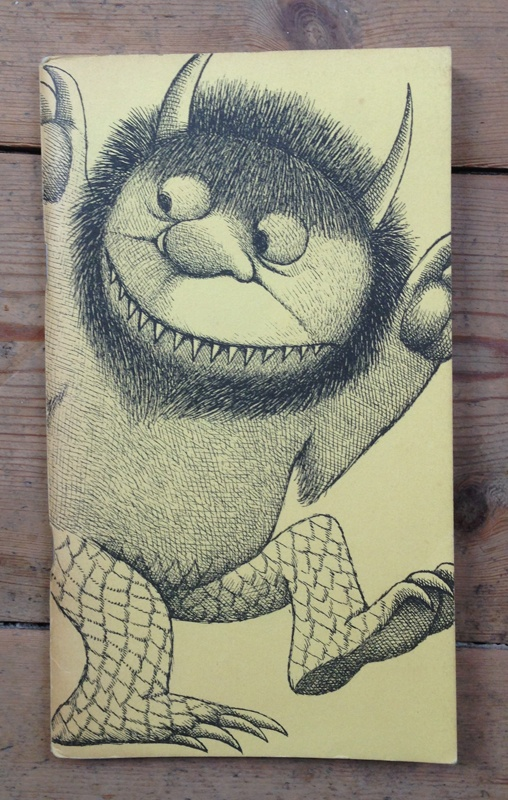 Maurice Sendak exhibition catalogue 1975