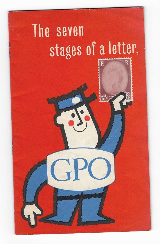 Harry Stevens 1960 GPO booklet